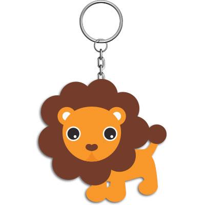 GRATIS sleutelhanger - Leeuw