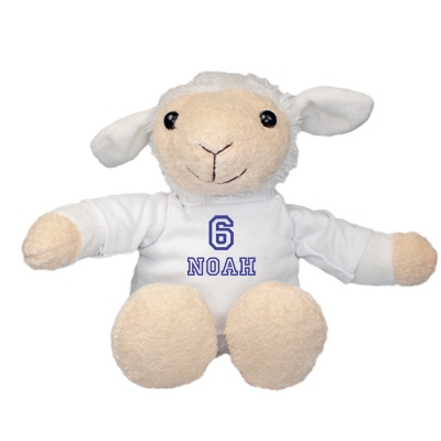 Cuddle toy with name - sport