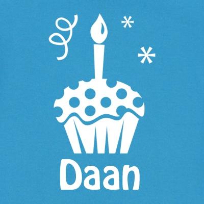 T-shirt 'Cupcake 1 an'