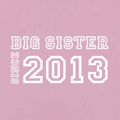 Big sister since
