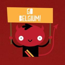 Go Belgium Devil!