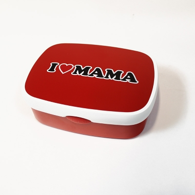 Lunchbox 'I Love Mama'