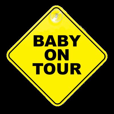Panneaux Baby on tour