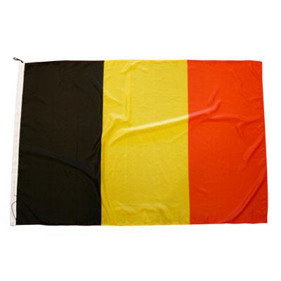Belgische Vlag 150 x 90 cm