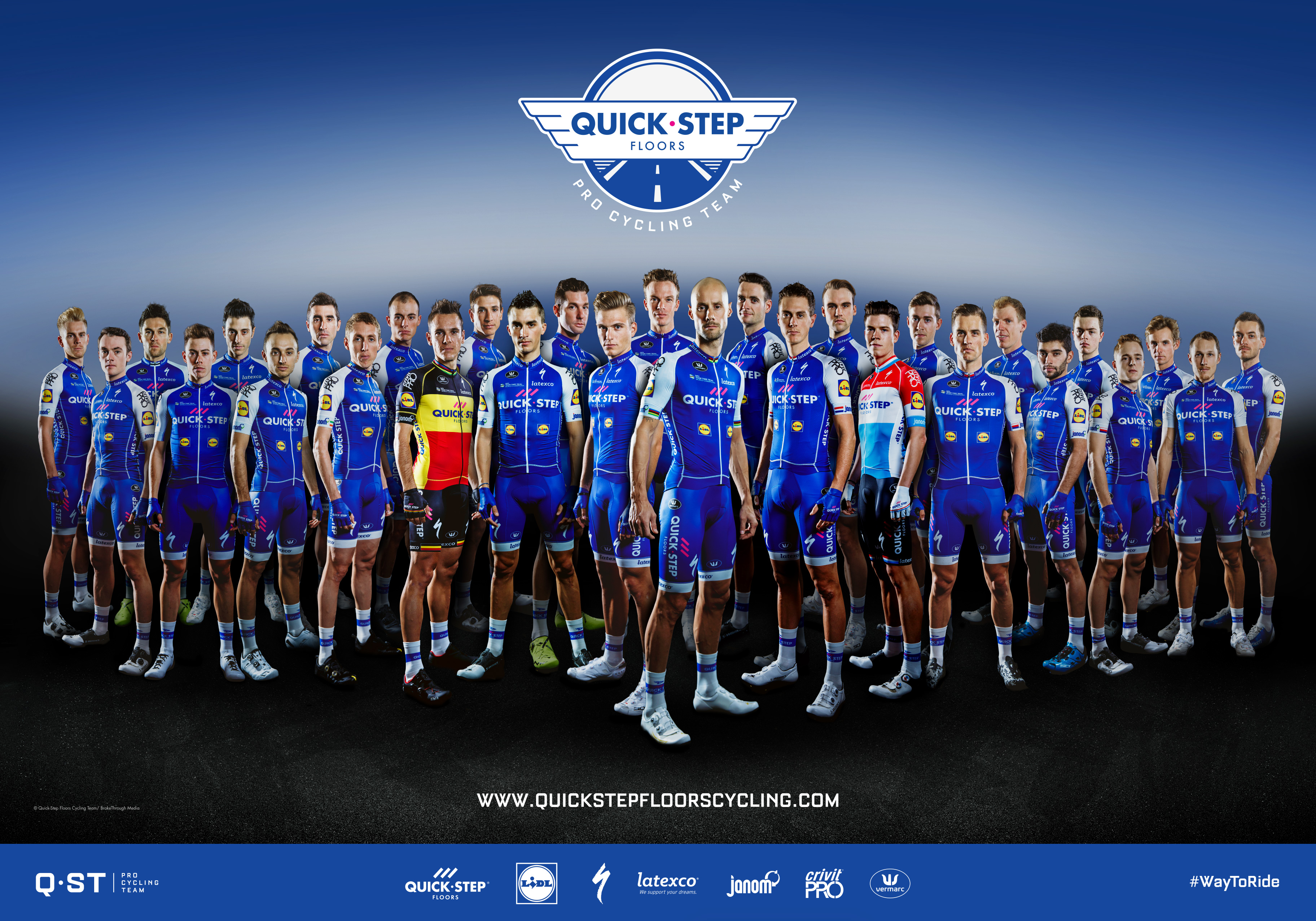 Quick step floors webshop quick step floors webshop for Quick step floors cycling team