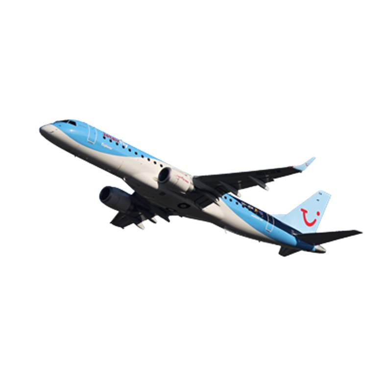 Jetairfly E190