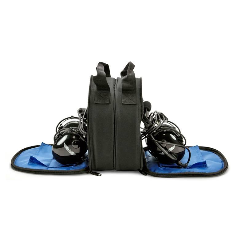 ASA Double Headset Bag 3