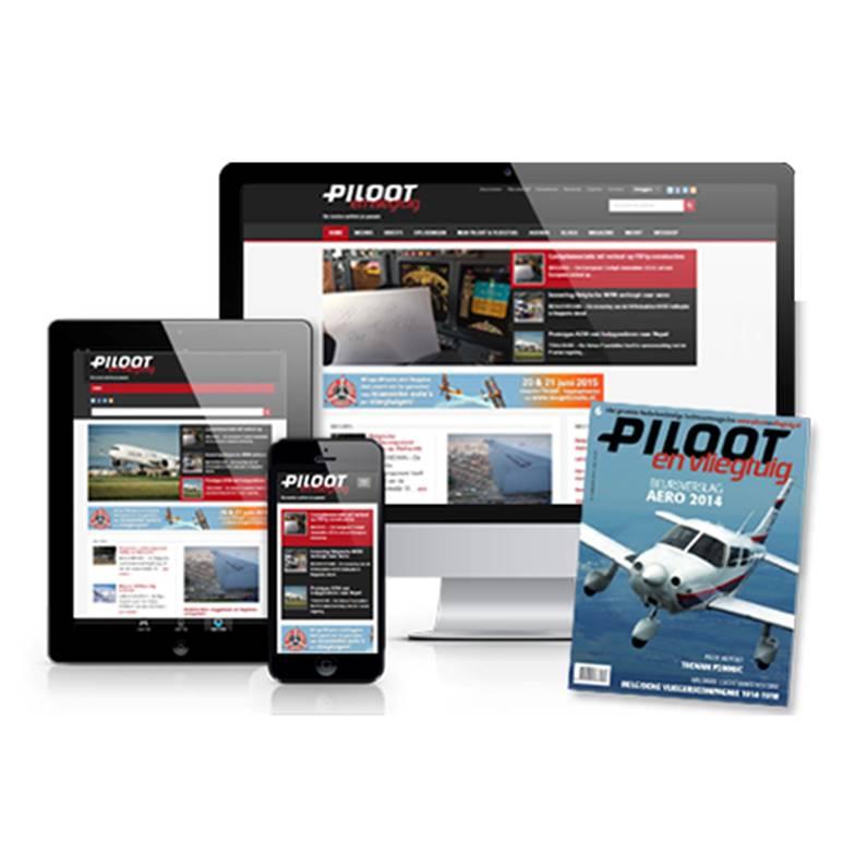 Piloot en Vliegtuig - mogelijkheden