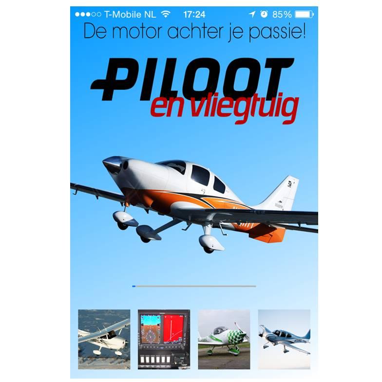 Piloot en Vliegtuig - screenshot mobiel
