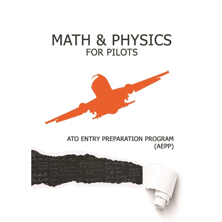 Math and physics for pilots - cover