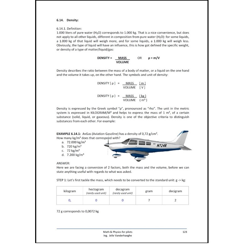 Math and physics for pilots - picture 3