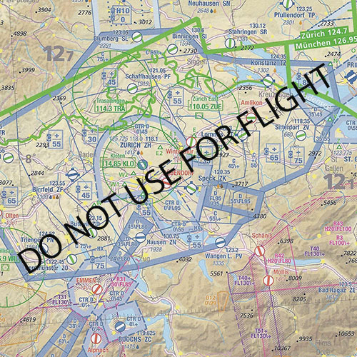 vfr chart detail air million - flyinsite pilot shop