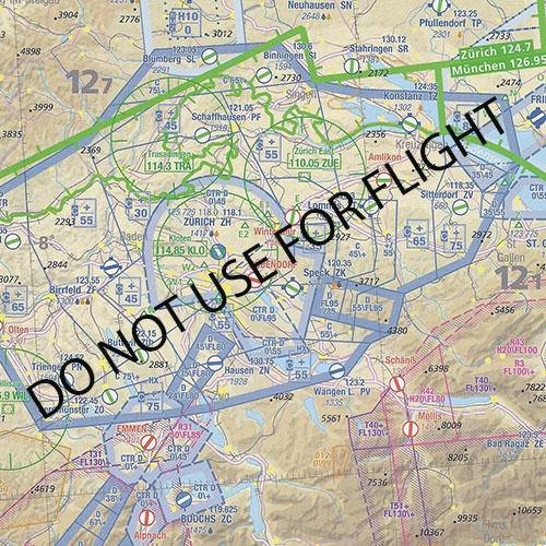 vfr chart detail air million - flyinsite pilot shop