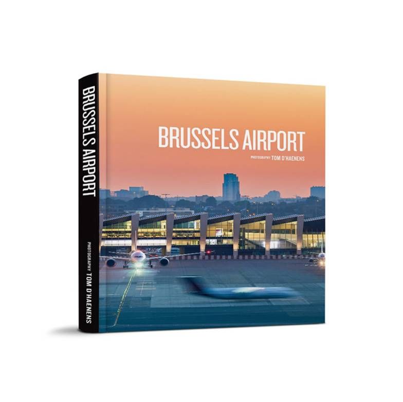 Cover Brussels Airport by Tom D'Haenens
