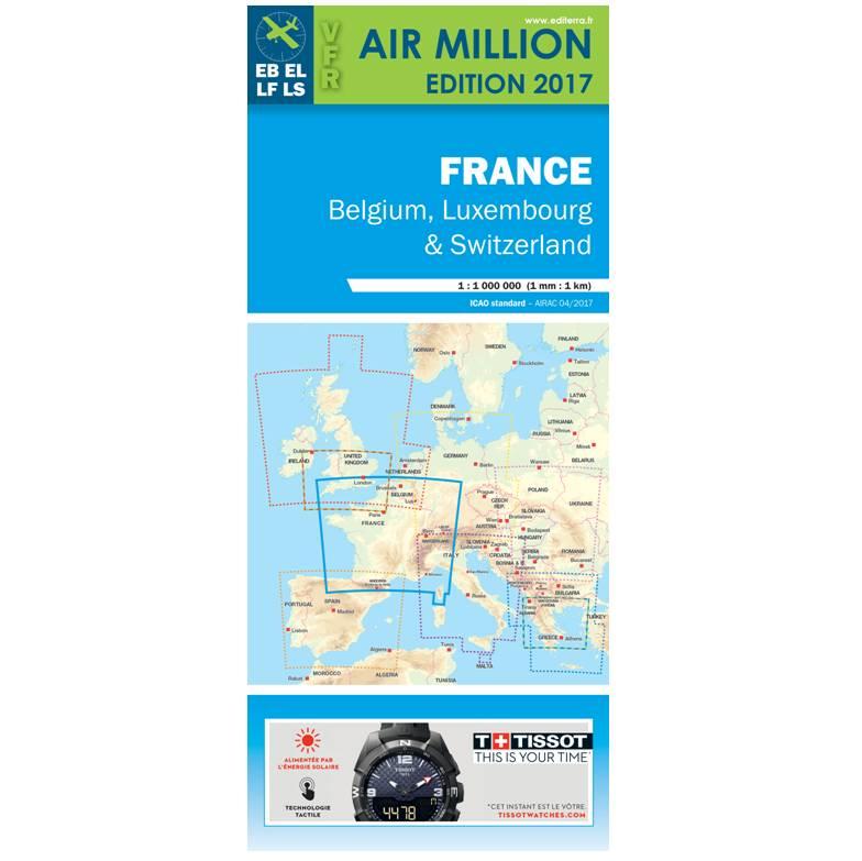 Air Million - France 2017