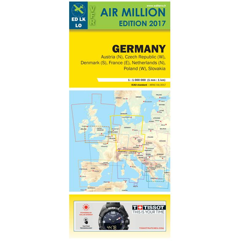 Air Million - Germany 2017
