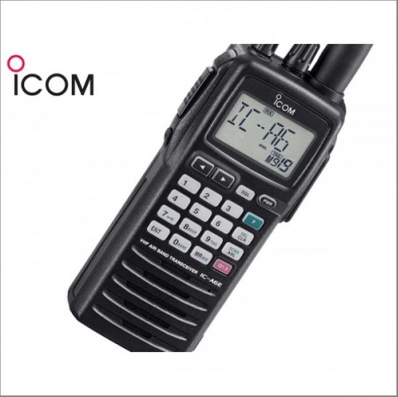 ICOM A6E Transceiver
