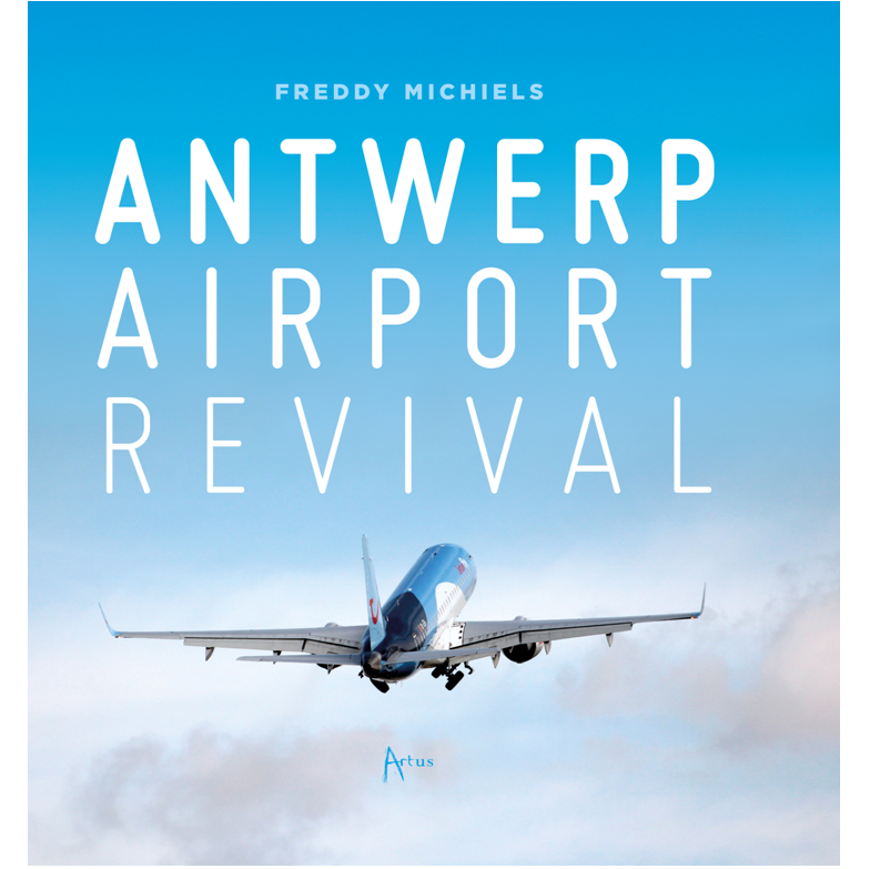 Cover Antwerp Airport Revival