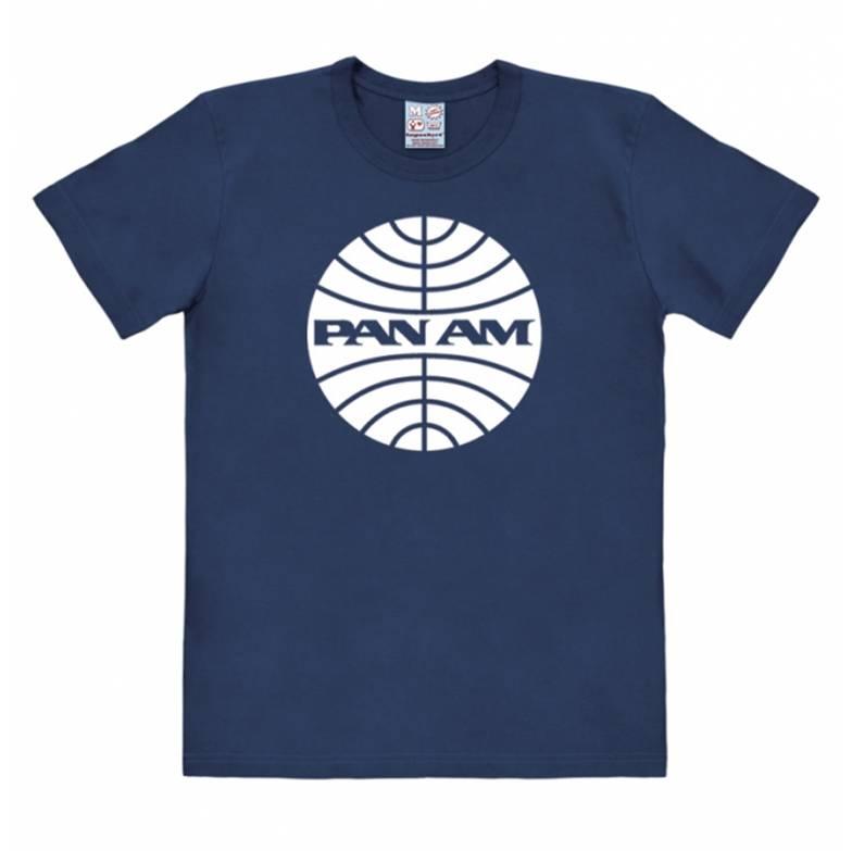 Pan Am T-shirt Easyfit Adult Navy