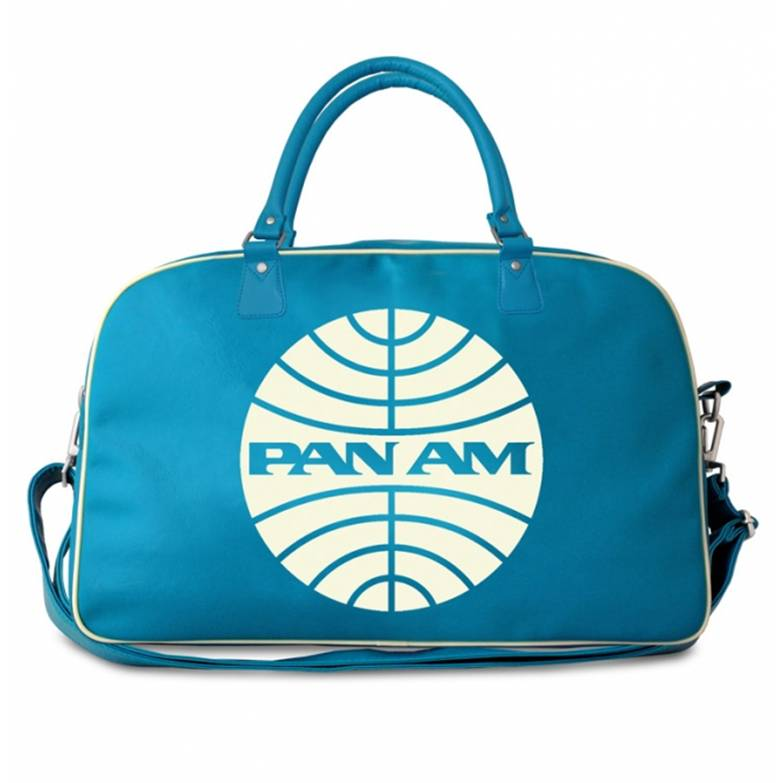 Pan Am 48 Hours Bag Front