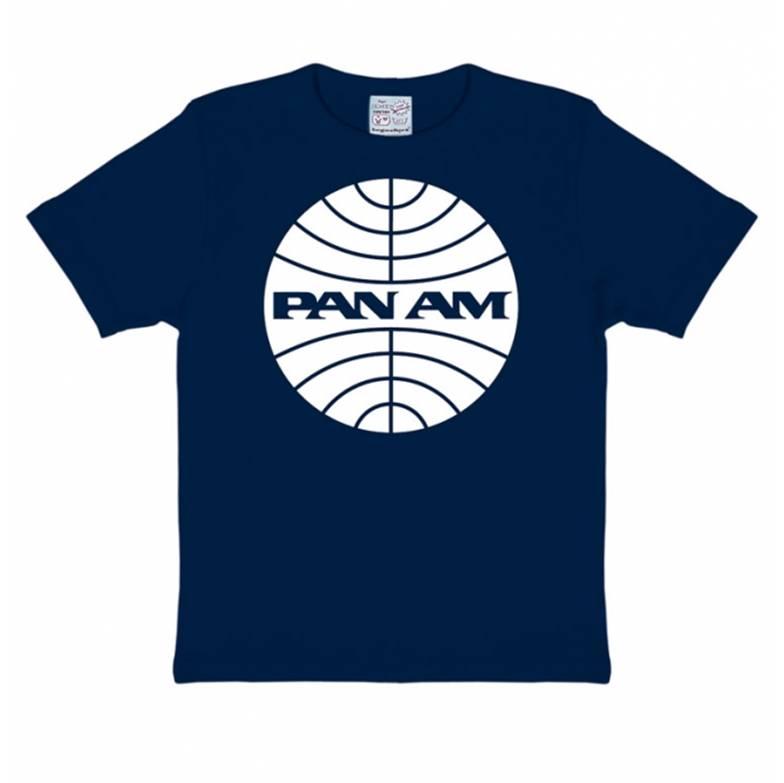 Pan Am T-shirt Children Navy