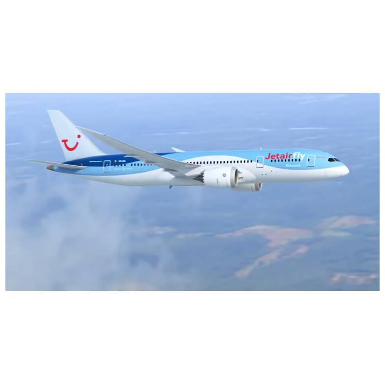 Jetairfly Scale Model B787
