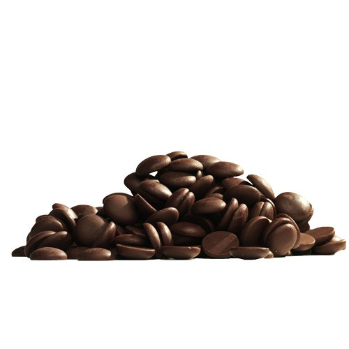 Callebaut pure chocolade drops