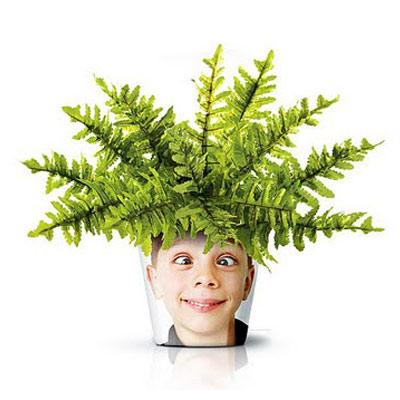 Pot à fleur personnalisé