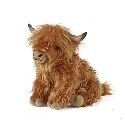 Highland-koe-met-geluid