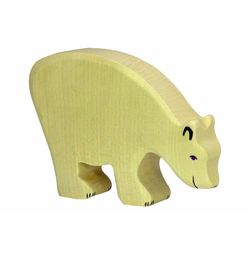 moeder-ijsbeer-hoofd-omlaag