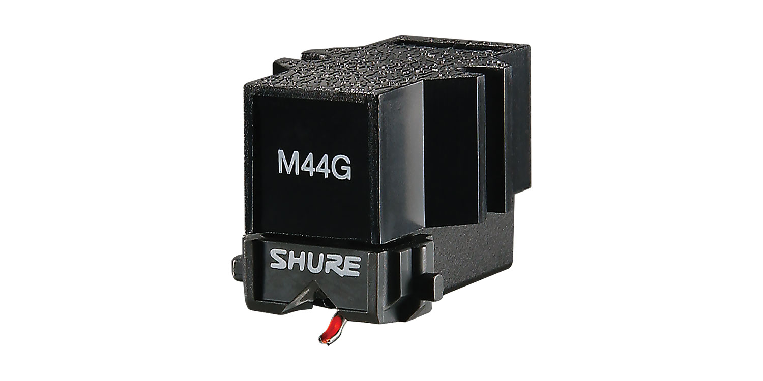 Shure M44G Phono Cartridge