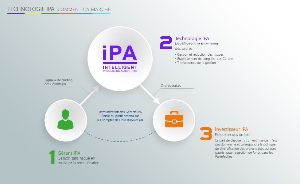 Launch of the iPA Service