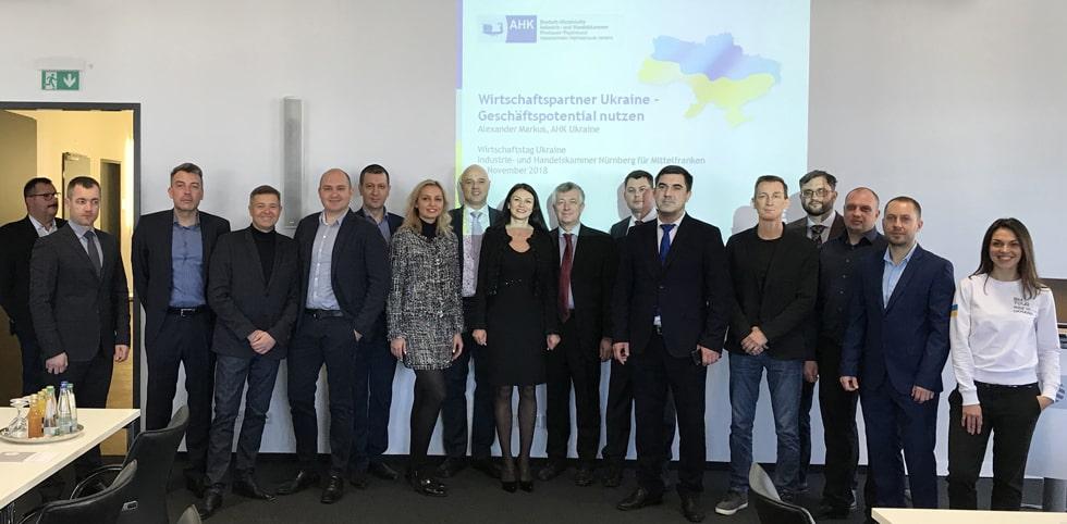 Участие компании Simcord в немецко-украинском экономическом форуме