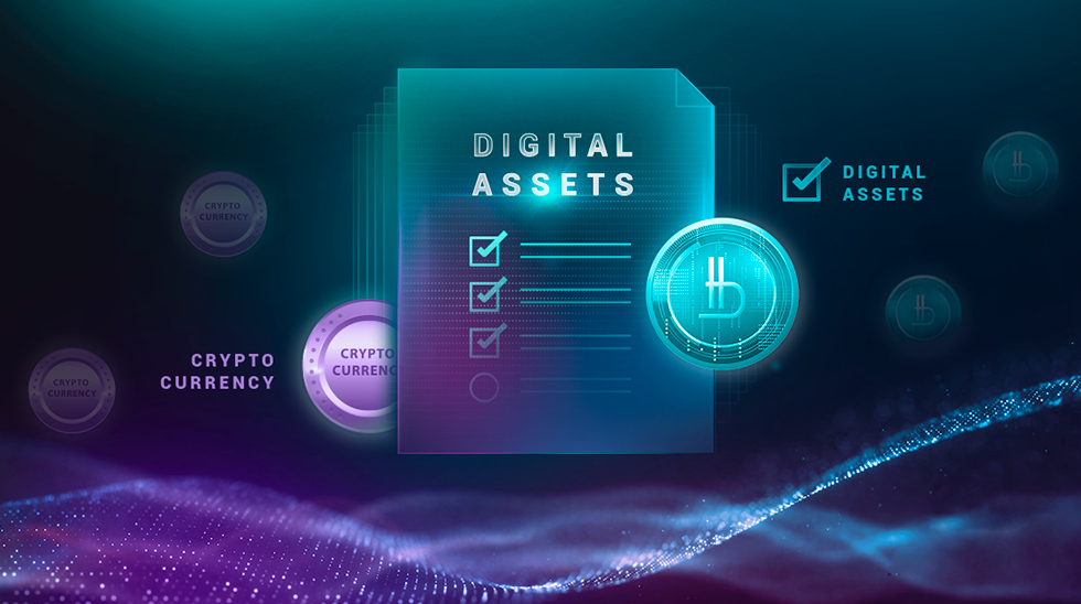 First Stage of Introducing the Concept of Digital Asset into the International Legal Field