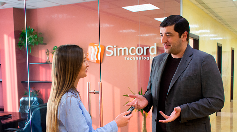 Interview with Alexander Kud for Simcord Information Service Dated March 7, 2019