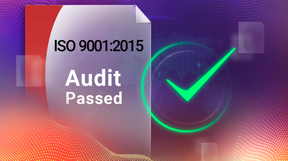 Simcord Company Successfully Passed Scheduled Audit of Quality Management System