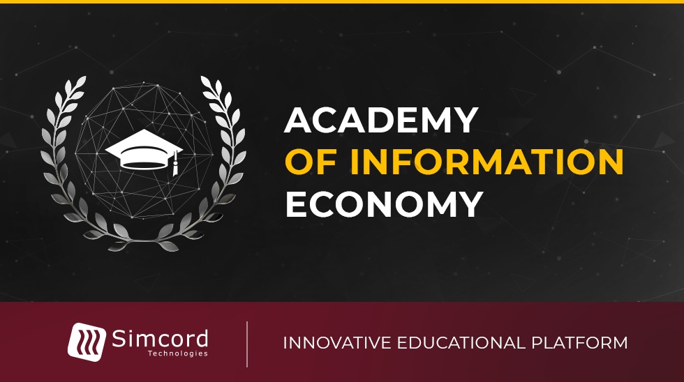 Academy of Information Economy — Innovative Educational Platform
