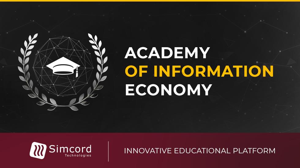 Académie de l'économie de l'information en tant qu'une plate-forme de formation novatrice