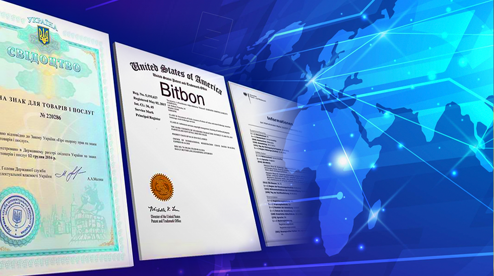 Registration of Bitbon Trademark Gains Pace