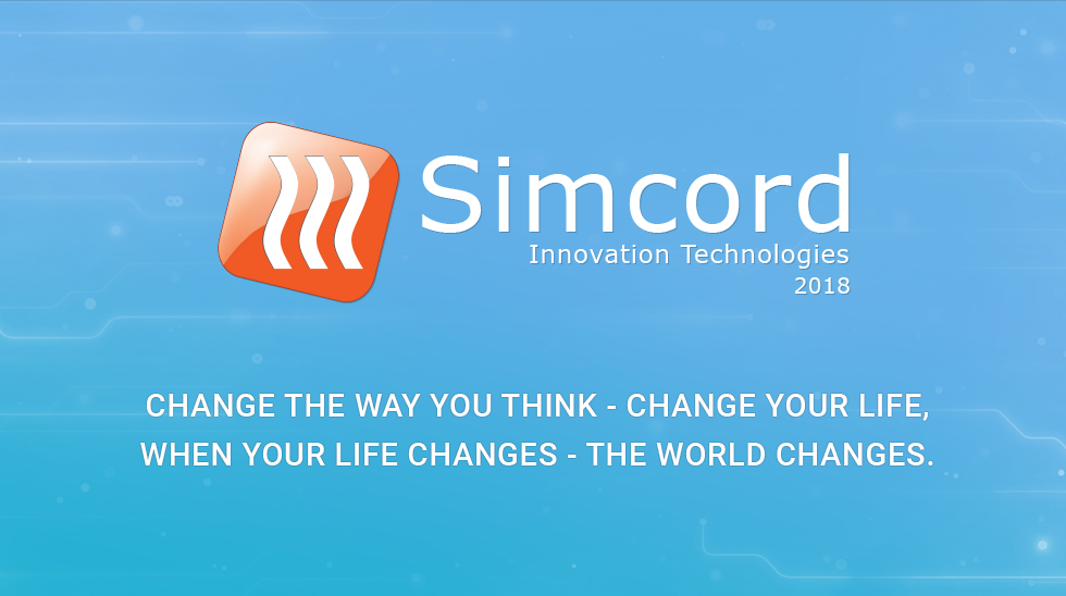 From Innovative Ideas to Their Implementation Simcord Innovation Technologies 2018