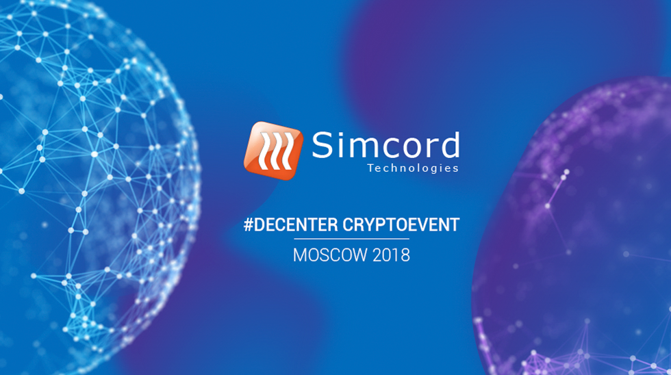 Blockchain Conference — Decenter Cryptoevent Moscow 2018