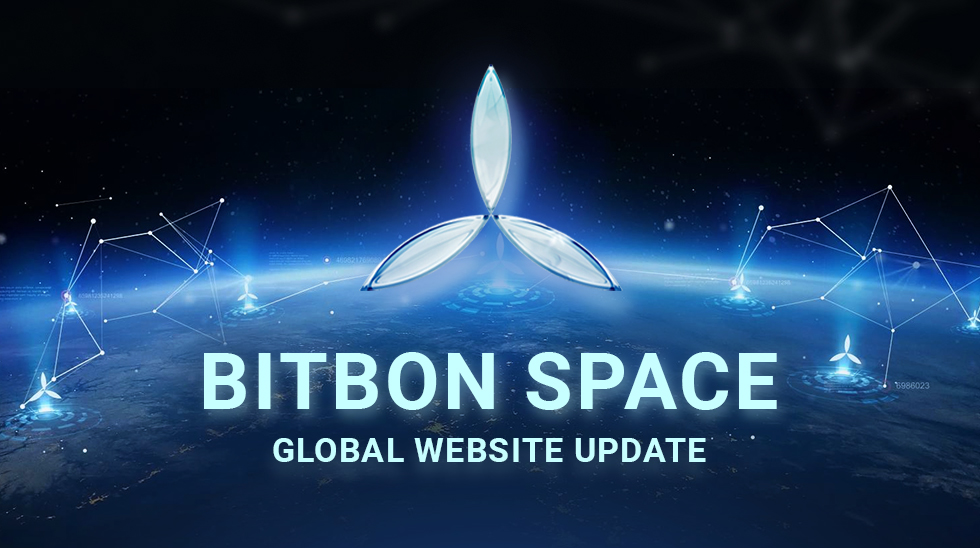 Global Update of the Bitbon Space Website