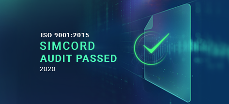 Simcord Company Passed the Scheduled Certification According to the ISO 9001:2015 International Standard