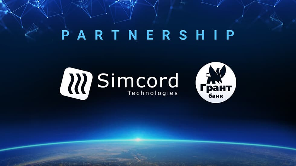 Simcord and Bank Grant Signed Memorandum of Partnership and Cooperation