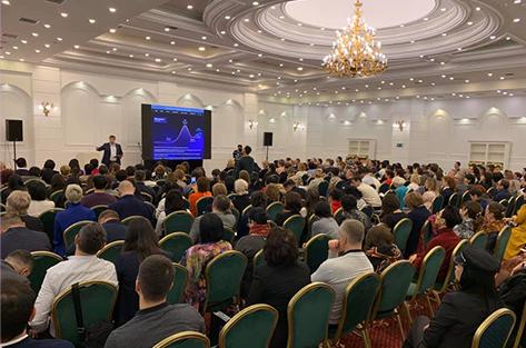 Информационный брифинг в г. Алматы (Казахстан), 16 февраля 2020 года