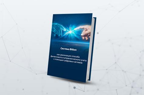 Издание книги Система <b>Bit</b>bon как реализация способа финансового и управленческого учета с помощью цифровых активов