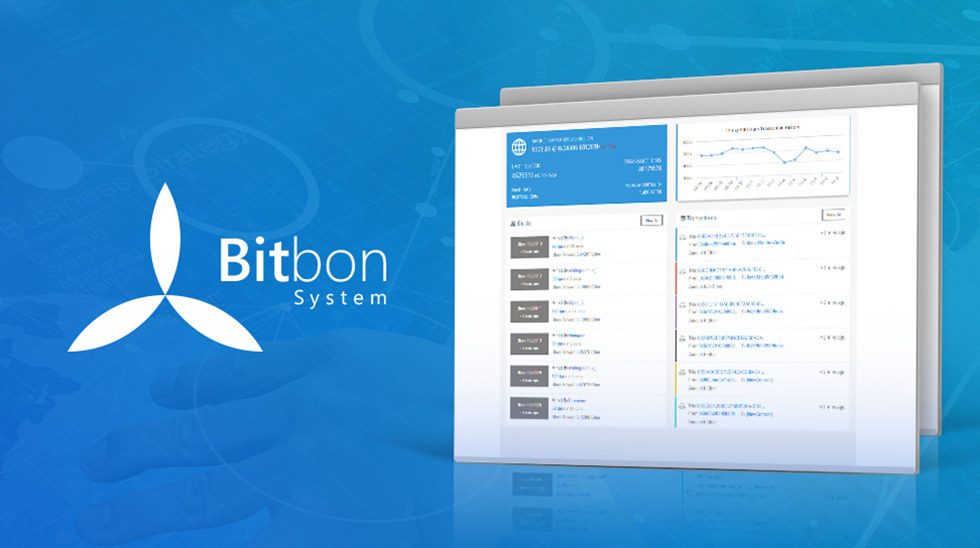 Implementing Blockchain Statistics of the Bitbon System