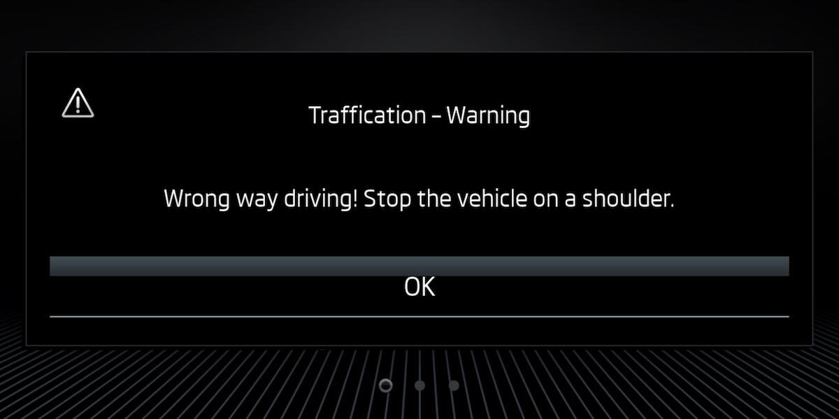 Aplikace Traffication řidiče upozorní, když najede do protisměru. Chystají se ale idalší funkce.