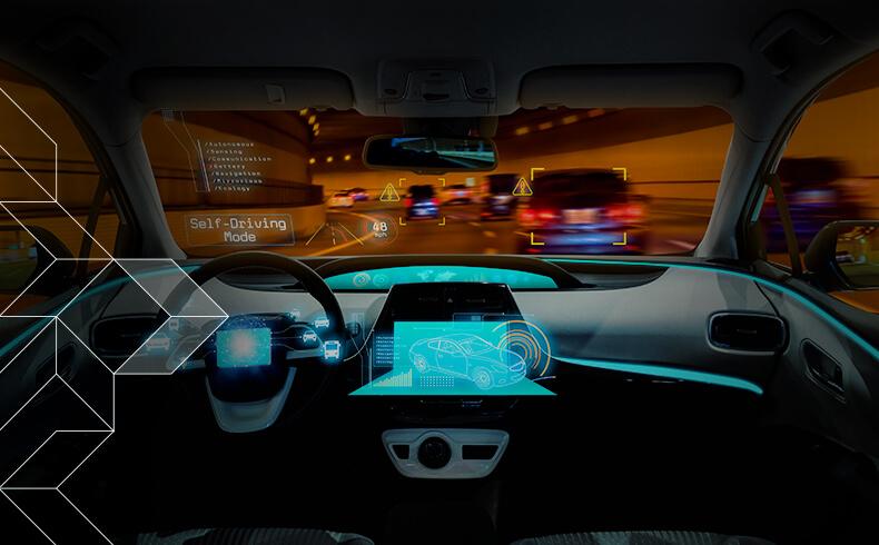 Zvládne auto převzít veškerou odpovědnost za řízení? Odpověď přinesou následující roky.