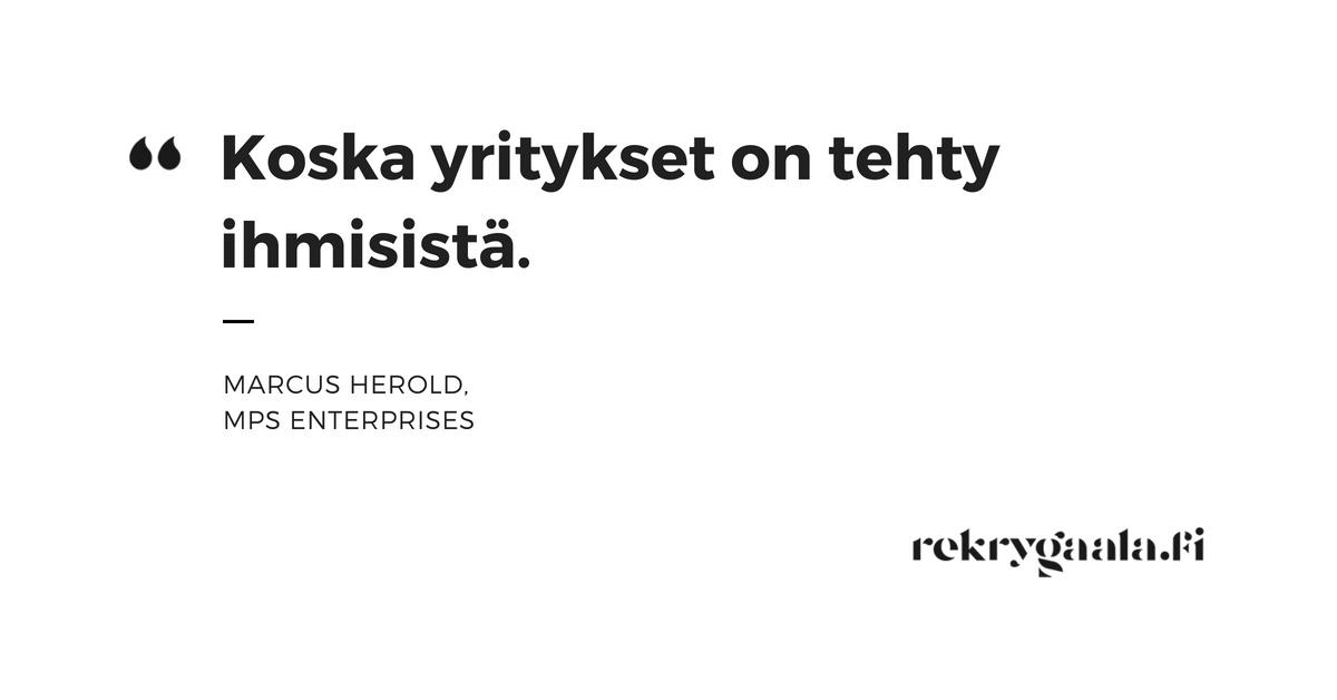 Herold quote